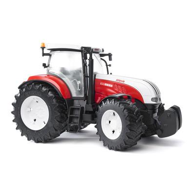 Bruder игрушка Steyr Tractor CVT 6230 модель (1:16)