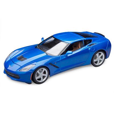 Corvette Stingray 2014 года (1:18) масштабная модель автомобиля