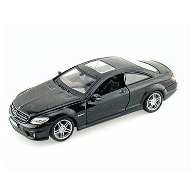 Mercedes-Benz CL63 AMG (1:24) автомодель