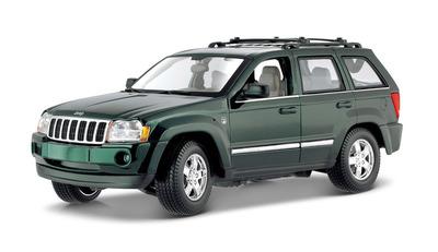 Jeep Grand Cherokee (1:18) модель автомобиля