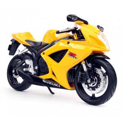 Игрушка Suzuki GSX-R1000 2006 года (1:12) модель мотоцикла