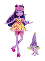 Май Литл Пони Equestria Girls кукла со зверюшкой