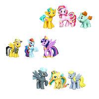 My little Pony Мини-набор Пони (3 вида)