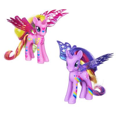Май Литл Пони Принцесса-пони Делюкс с волшебными крыльями