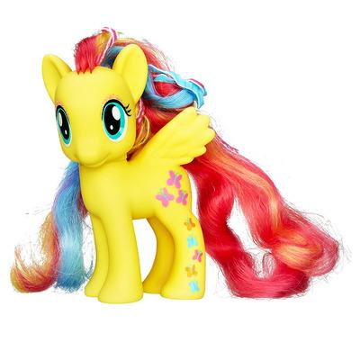 Май Литл Пони набор Пони-модница Делюкс Fluttershy