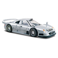 Mercedes CLK-GTR street version модель 1:26