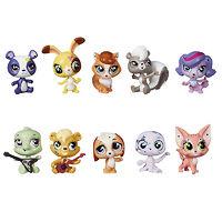 Littlest Pet Shop набор из 5 зверюшек с аксессуарами