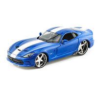 SRT Viper GTS 2013 тюнинг,  модель 1:24