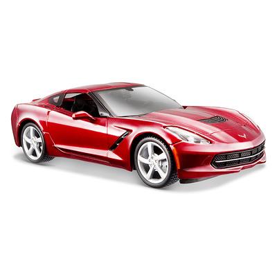 Corvette Stingray Coupe 2014 года (1:24) масштабная модель автомобиля