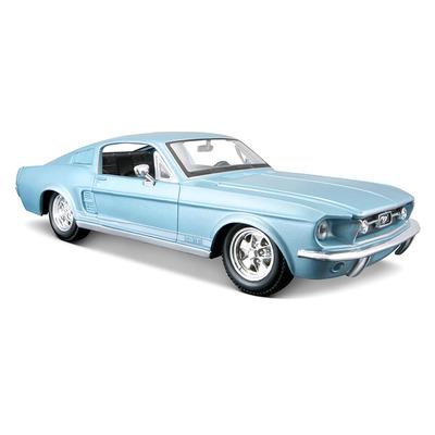 Ford Mustang GT 1967 года (1:24) автомодель