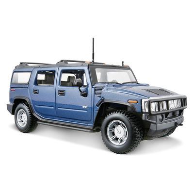 Hummer H2 SUV 2003 года (1:27) модель автомобиля