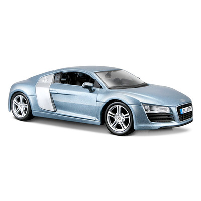 Audi R8 2008 года (1:24) масштабная модель машины