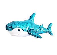 Мягкая игрушка Акула Блестяшка