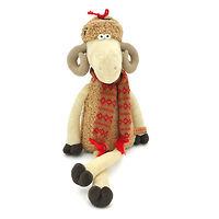 Мягкая игрушка Баран Лаврентий 42 см