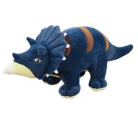 Мягкая игрушка Динозавр Triceratops Blue