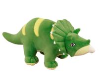 Мягкая игрушка Динозавр Triceratops Green