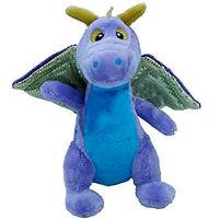 Дракон Фиолетовый 14 см