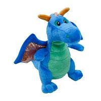 Дракон Синий 14 см