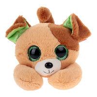 Мягкая игрушка Глазастик щенок 32 см