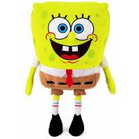 Мягкая игрушка Губка Боб 19 см