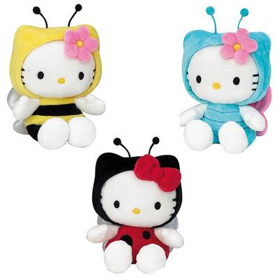 Мягкая игрушка Hello Kitty 15 см в костюме насекомых