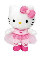 Мягкая игрушка Hello Kitty балерина 15 см