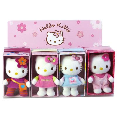 Мягкая игрушка Hello Kitty мини в коробке