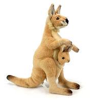 Мягкая игрушка Кенгуру 38 см