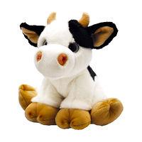 Мягкая игрушка Корова Animals baby 20 см