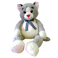 Кот Тимофей 80 см
