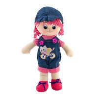 Мягкая игрушка Кукла Джинс 40 см