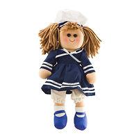 Мягкая игрушка Кукла Морячка 40 см