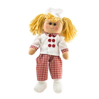 Мягкая игрушка Кукла кондитер 40 см