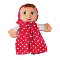Мягкая игрушка Кукольный театр Внучка 28 см
