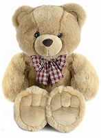 Игрушка плюшевый медведь 36 см