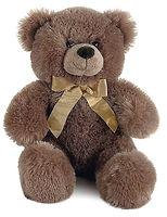 Игрушка медведь коричневый 40 см