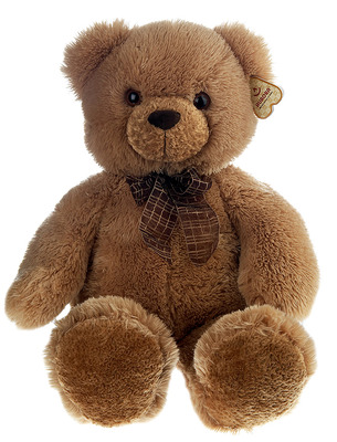 Мягкая игрушка Медведь Коричневый 70 см