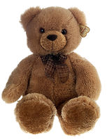 Мягкий медведь коричневый 70 см