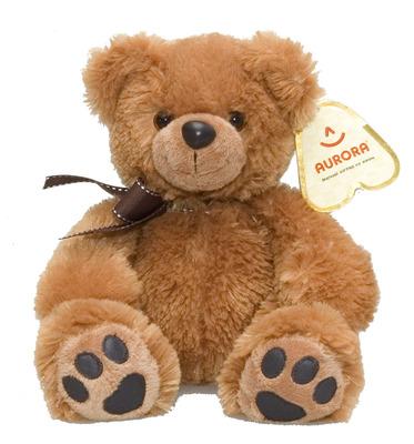 Мягкая игрушка Медведь коричневый 27 см