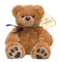 Игрушка медведь коричневый 27 см