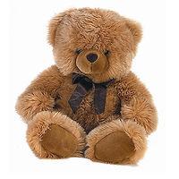 Игрушка медведь коричневый 43 см