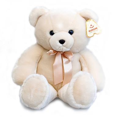 Мягкая игрушка Медведь кремовый 56 см