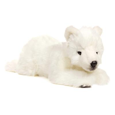 Мягкая игрушка Медвежонок белый 43 см