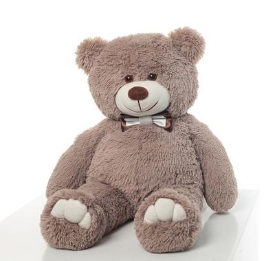 Мягкая игрушка Мистер Медведь капучино 85см