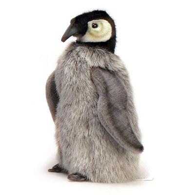 Мягкая игрушка Пингвин императорский детеныш 24 см