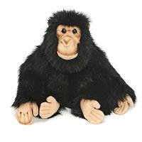 Мягкая игрушка Шимпанзе 25 см