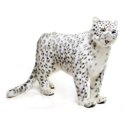 Мягкая игрушка Снежный Барс 122 см