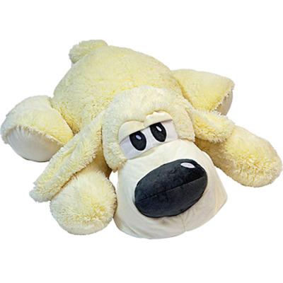 Мягкая игрушка Собака Сплюшка 110 см