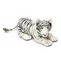Мягкая игрушка Тигренок белый 53 см