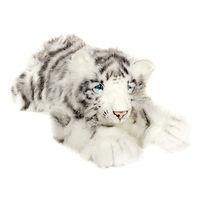Мягкая игрушка Тигренок белый 54 см